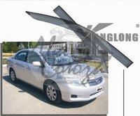 Ветровики - дефлекторы окон Toyota Corolla Axio E140 2006-2012