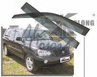 Ветровики - дефлекторы окон Toyota Kluger/Highlander #CU2# 2000-2007