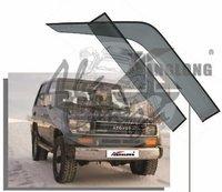 Ветровики - дефлекторы окон Toyota LAND Cruiser Prado 70