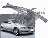 Ветровики - дефлекторы окон Toyota MARK X GRX120 2004-2009