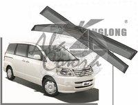 Ветровики - дефлекторы окон Toyota Noah AZR60 2001-2007