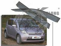 Ветровики - дефлекторы окон Toyota Passo KGC1#/QNC10 2004-2010