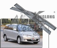 Ветровики - дефлекторы окон Toyota Previa/Estima #CR5# 2006
