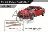 Ветровики - дефлекторы окон Mazda 3/Axela BK# 03-08 (Sedan) (TXR Тайвань)
