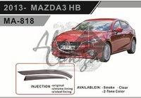 Ветровики - дефлекторы окон Mazda 3/Axela BM# 13- (TXR Тайвань)