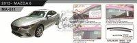 Ветровики - дефлекторы окон Mazda 6/Atenza GJ# 12- (TXR Тайвань)