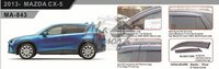 Ветровики - дефлекторы окон Mazda CX-5 2012+ (TXR Тайвань)