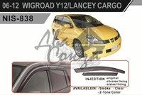 Ветровики - дефлекторы окон Nissan AD/Wingroad Y12 05- (TXR Тайвань)