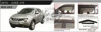 Ветровики - дефлекторы окон Nissan Juke F15 10- (TXR Тайвань)