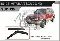 Ветровики - дефлекторы окон Suzuki Escudo/Vitara 88-97 (TXR Тайвань)