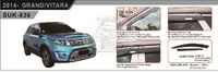 Ветровики - дефлекторы окон Suzuki Grand Vitara/Escudo 15- TXR Тайвань