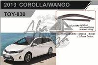 Ветровики - дефлекторы окон Toyota Corolla Fielder #E16# 2012+ 5D (TXR Тайвань)