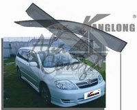 Ветровики - дефлекторы окон Toyota Corolla Fielder E120 2000-2006