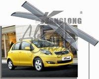 Ветровики - дефлекторы окон Toyota Vitz/Yaris #CP9# 2005-2010