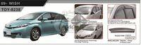 Ветровики - дефлекторы окон Toyota Wish #GE2# 2009+ (TXR Тайвань)