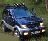 Шноркель Daihatsu Terios 1998-2005