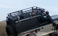 Багажник экспедиционный Land Rover Defender 90