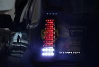 Стопы тюнинг диодные Suzuki Jimny (темные)