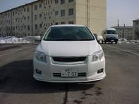 Решетка радиатора Modellista для Toyota Axio / Fielder 140 2006-2012