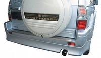 Губа задняя Toyota Land Cruser Prado 90 - 95