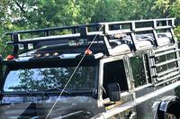 Багажник экспедиционный Land Rover Defender 110 #2