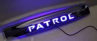 Накладка (планка) на заднюю дверь Patrol Y62 2008-2014