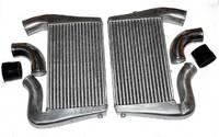 Интеркулер Nissan GTR 35 twin turbo