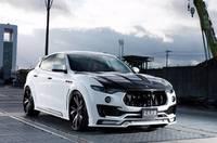 """Обвес """"ZERO Design"""" Maserati Levante 2017 2018"""