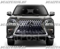 Обвес TRD Superior Lexus GX 460 2013+ (рестайлинг)