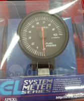 Датчик Apexi Fuel Press (давление топлива) черный