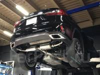 """Выхлопная система """"Rowen"""" Lexus RX200T RX300 RX350 2017, 2018, 2019 (Япония)"""