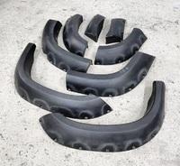"Фендера - расширители колесных арок ""ZEAL style"" Toyota Hilux Surf 185"