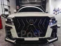 Аэродинамический обвес Nissan Patrol Y62 2020+