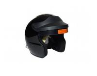 Шлем омологированный открытый RODIA черный размер L