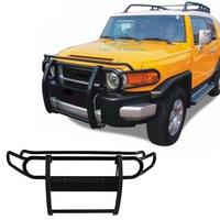 Экспедиционный металлический бампер (силовой) Toyota FJ Cruiser