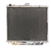 Алюминиевый радиатор Isuzu Bighorn / Trooper (3.1 TD 40мм)