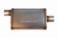 Бочка выхлопная Magnaflow style (560*105*210-67)
