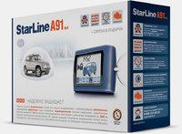 Сигнализация StarLine A91 DIALOG 4x4