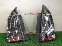 Стопы тюнинг диодные Toyota Prius 30 ZVW30 (черные)