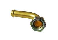 Фитинг для алюминиевого радиатора 90 градусов 10мм (АТ)