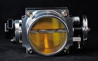 Дроссель под нештатный коллектор с ДПДЗ (TPS) 1-2JZ-GTE 90мм