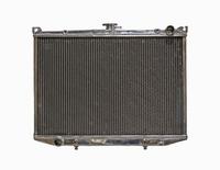 Радиатор алюминиевый Nissan Terrano D21 TD27 40mm AT