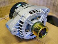 Генератор Риф для Уаз с двигателем ЗМЗ 409 150А
