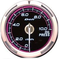 Датчик DEFI C2 Advance розовый Oil Press (давление масла)