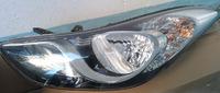 Фары (оптика) Hyundai Avante 2011-2013