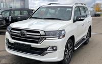 "Обвес ""Executive Lounge"" 2019 Toyota Land Cruiser 200 2016+"