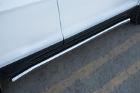Пороги труба Ford Ecosport 2014- (d63) #3