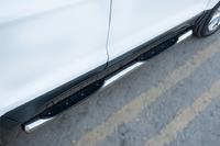 Пороги труба с накладкой Ford Ecosport 2014- (d76) #3