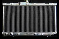 Радиатор алюминиевый Toyota Starlet EP91 40мм AT