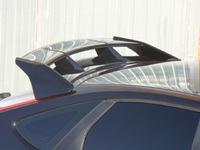 Спойлер на крышку багажника «RS-style» для Ford Focus 2
